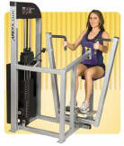 apex lady's line, apex fitness lady, apex fitness, commercial fitness