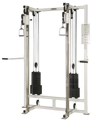 single cable weight machine