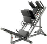 f660 bodycraft hip sled, bodycraft leg press, f660 bodycraft hack squat